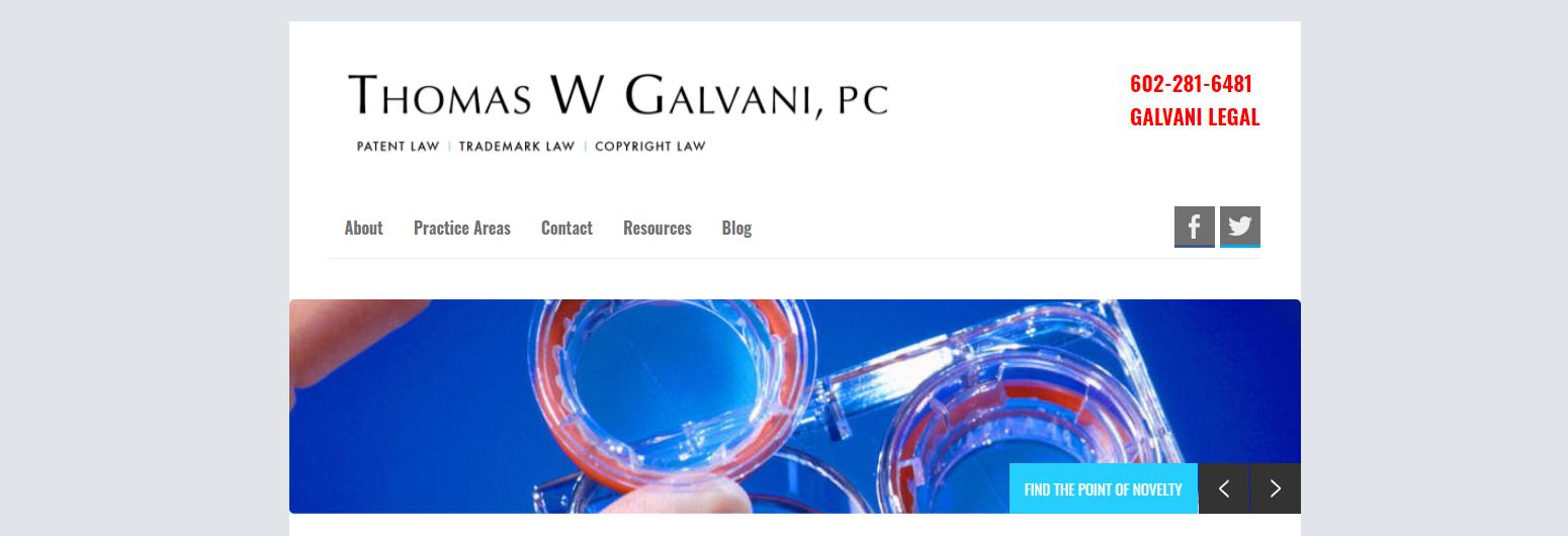 Thomas W Galvani, PC