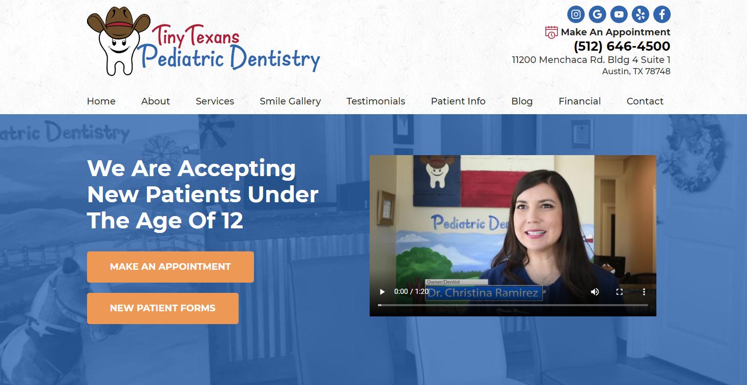 Tiny Texans Pediatric Dentistry