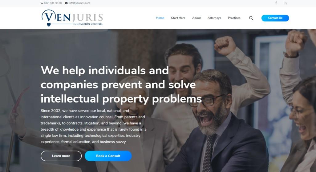 Venjuris Innovation Counsel