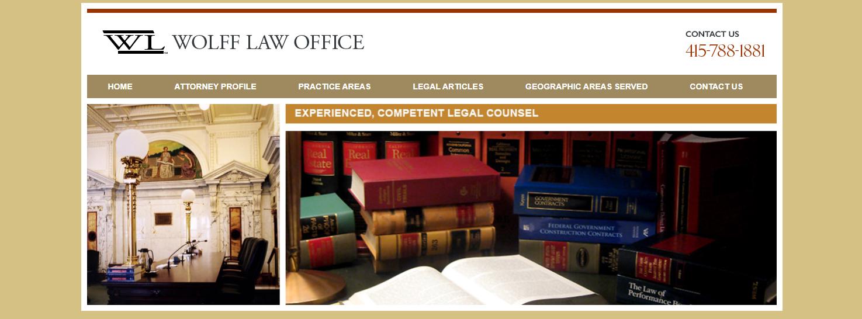 Wolff Law Office