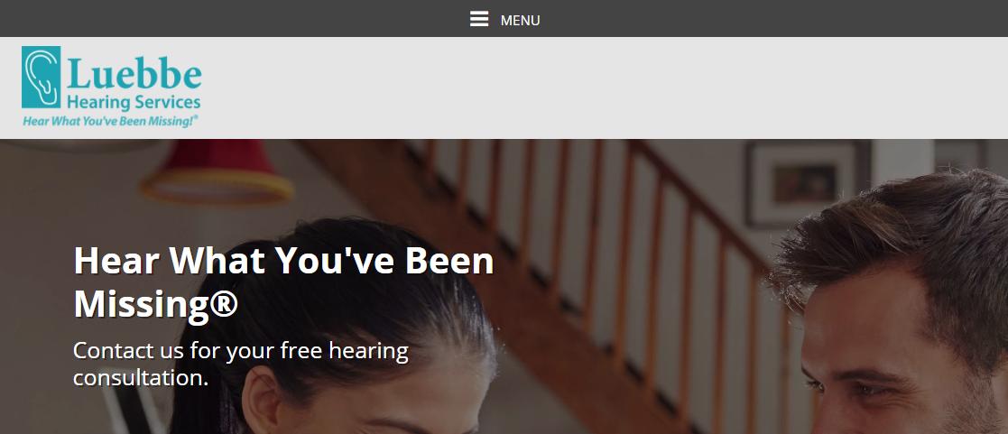 Luebbe Hearing Services
