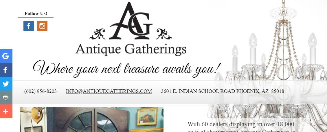 Antique Gatherings
