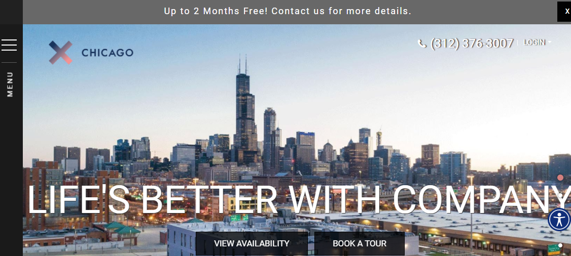 X Chicago