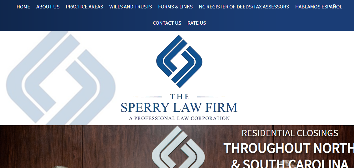 The Sperry Law Firm