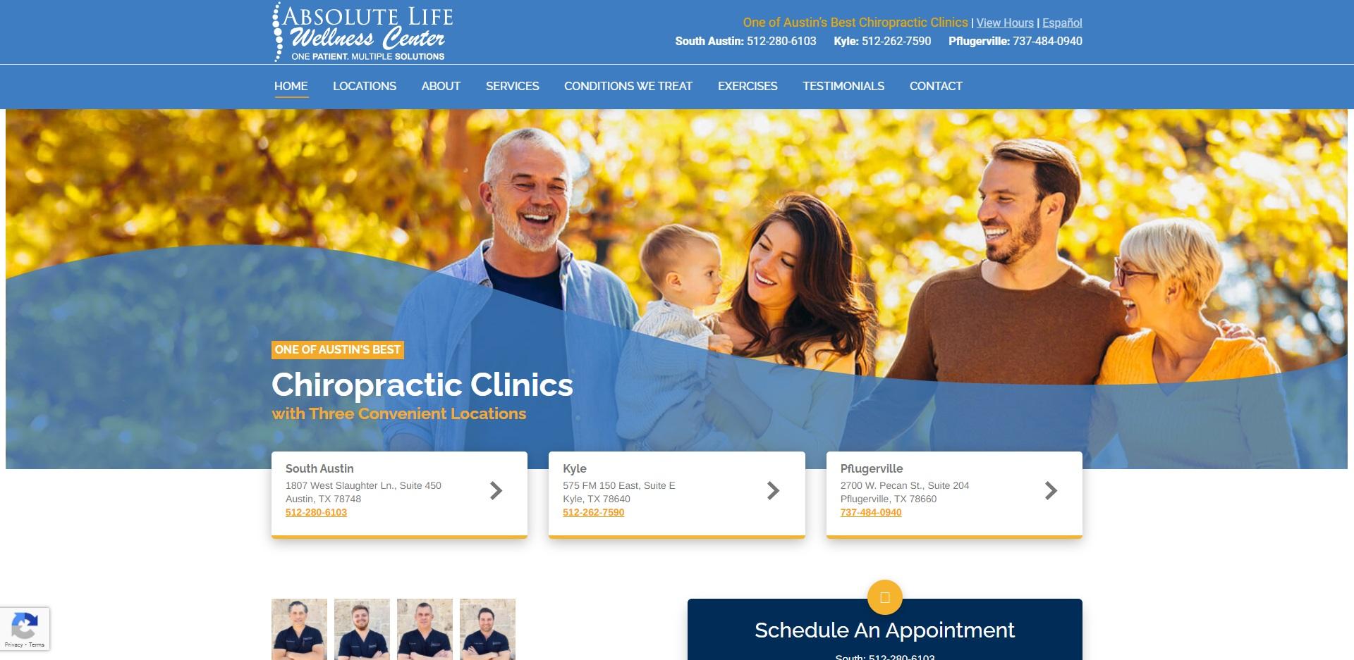 Best Chiropractors in Austin