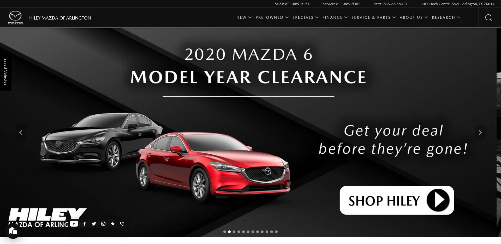 Fort Worth Best Mazda Dealers