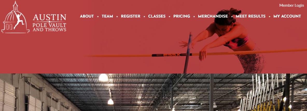 Austin's excellent sports club