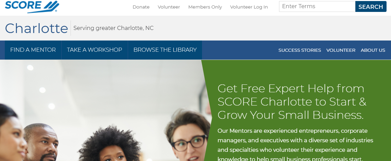 SCORE Mentors