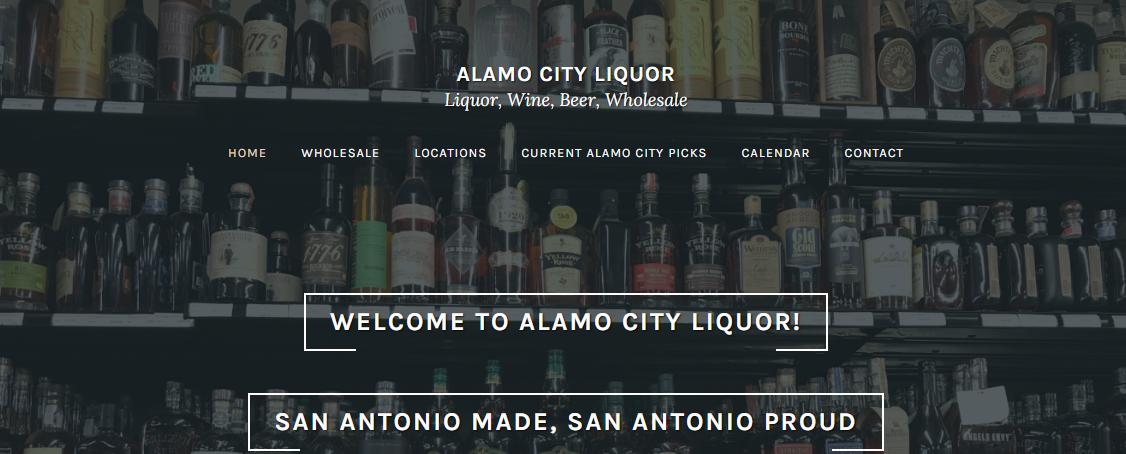 Alamo City Liquor