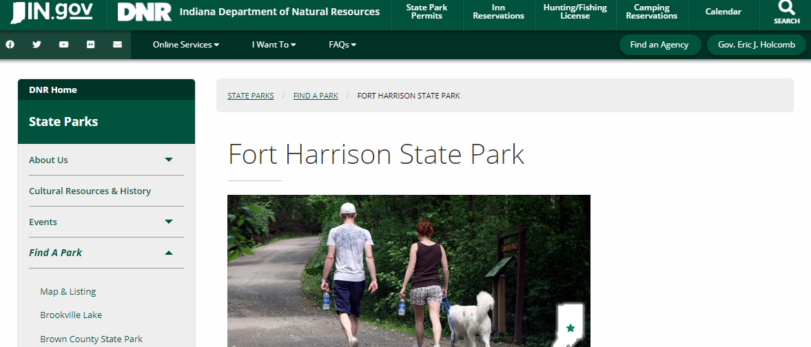 Ford Harrison State Park