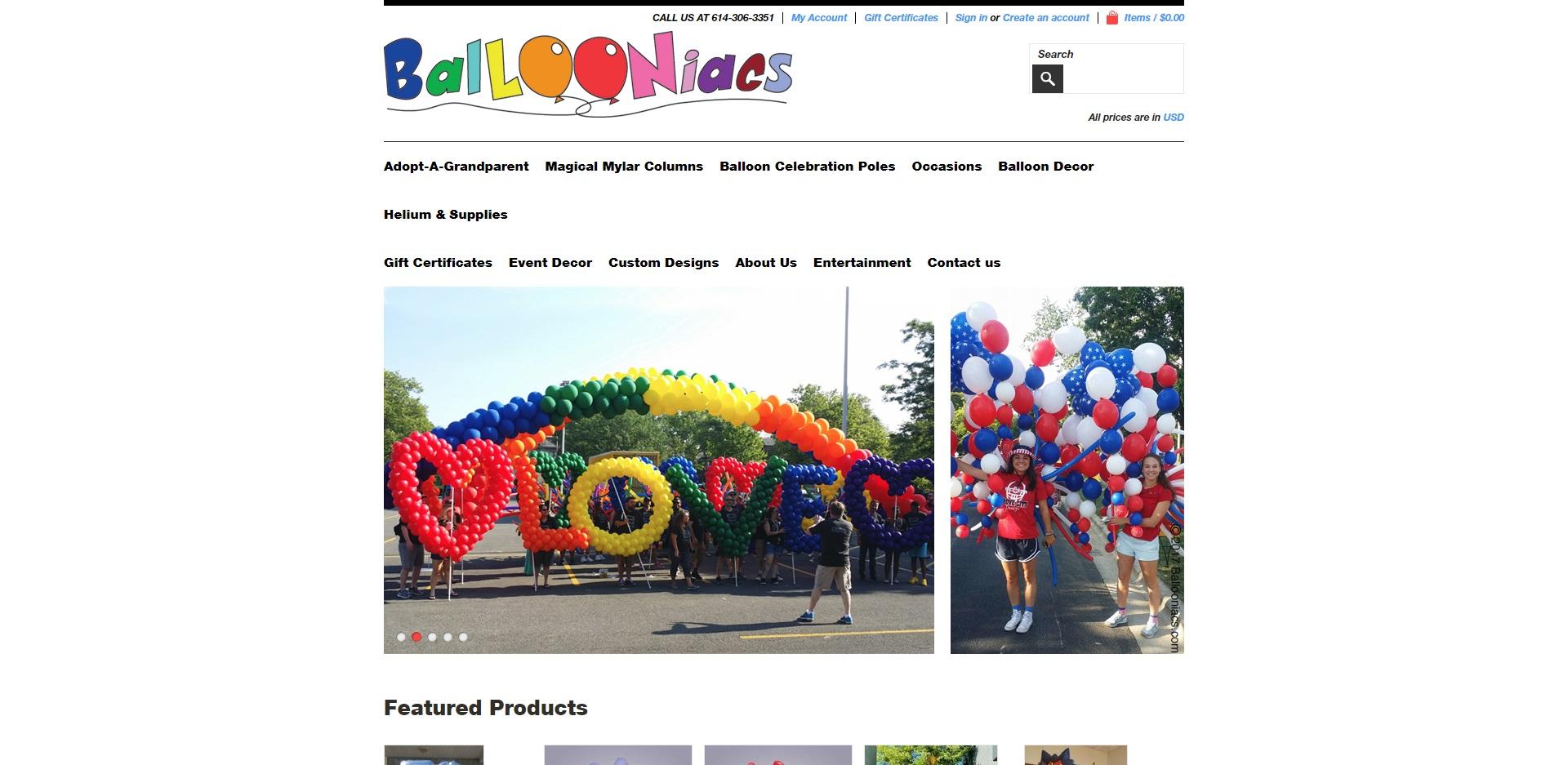 5 Best Balloons in Columbus