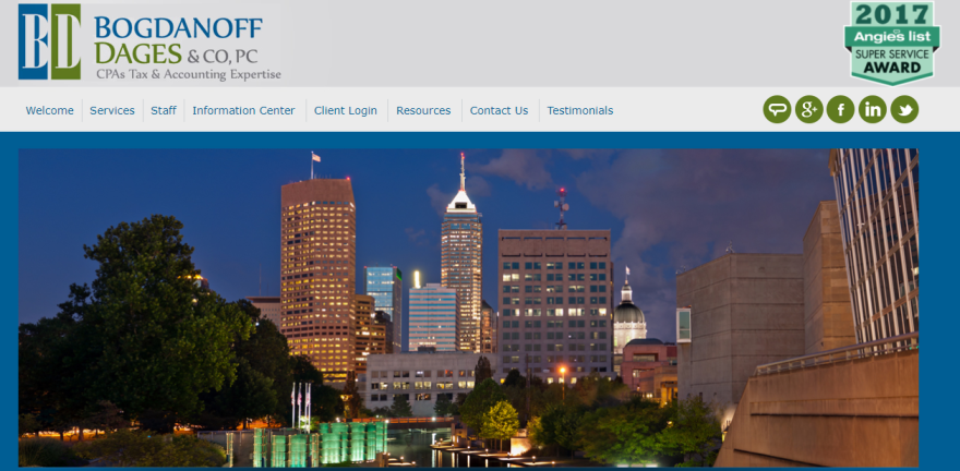 Indianapolis' best auditors
