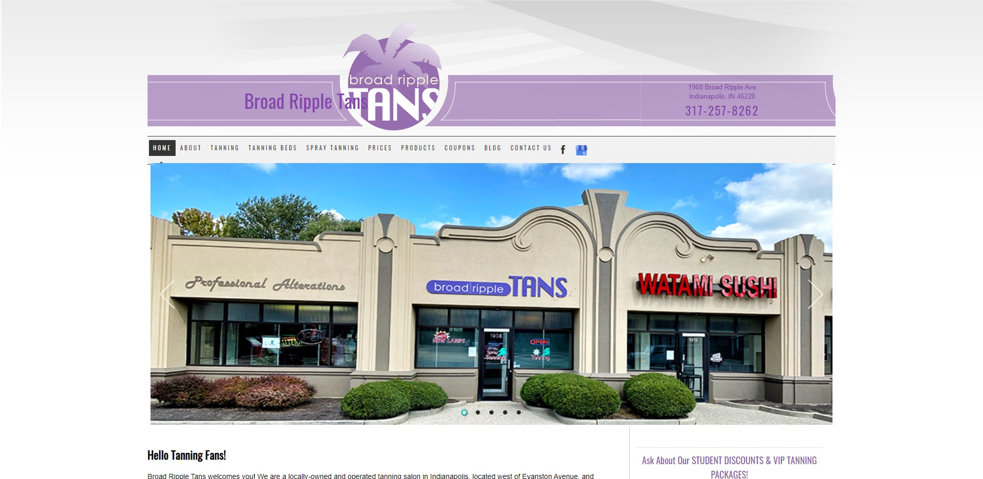 5 Best Tanning Salons in Indianapolis