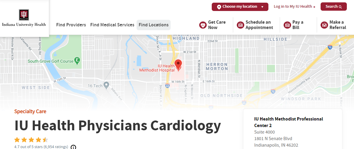 5 Best Cardiologists in Indianapolis1