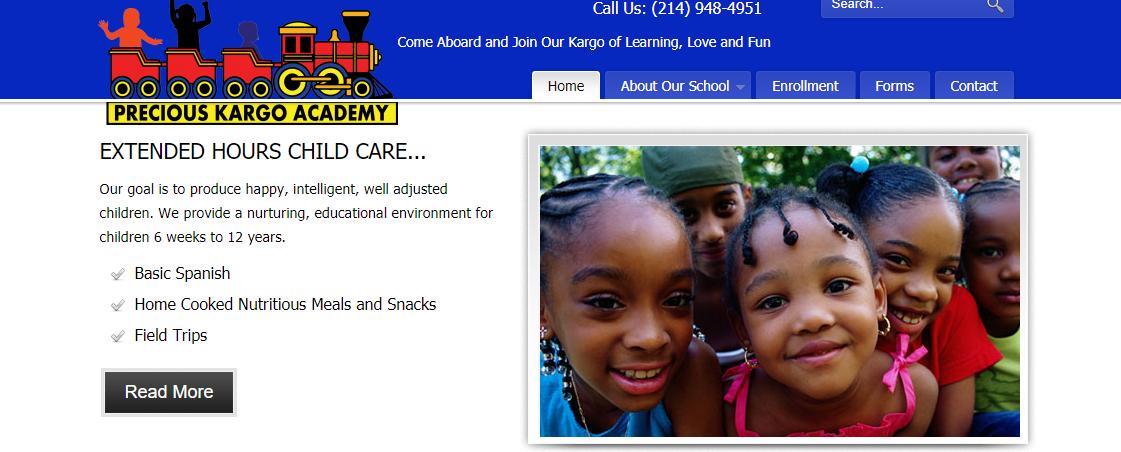SMU Child Care and Preschool Center
