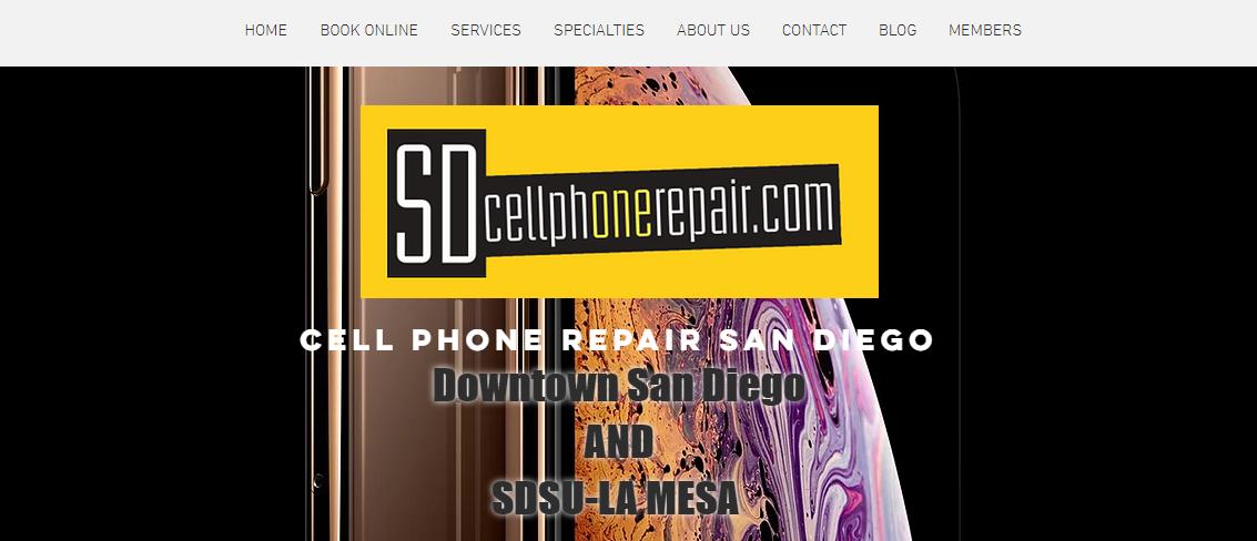 SD Cell Phone Repair