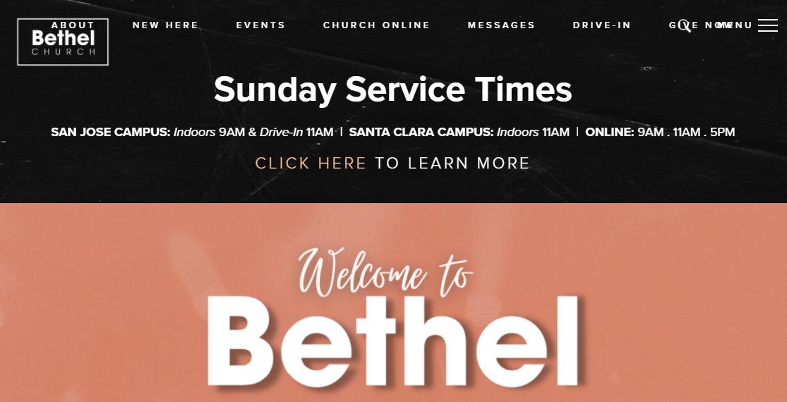 Bethel Church of San Jose