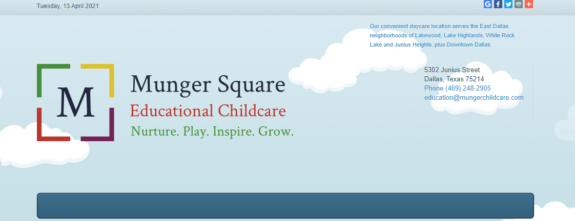Munger Square Child Care