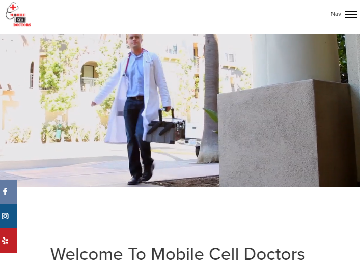 Mobile Cell Doctors