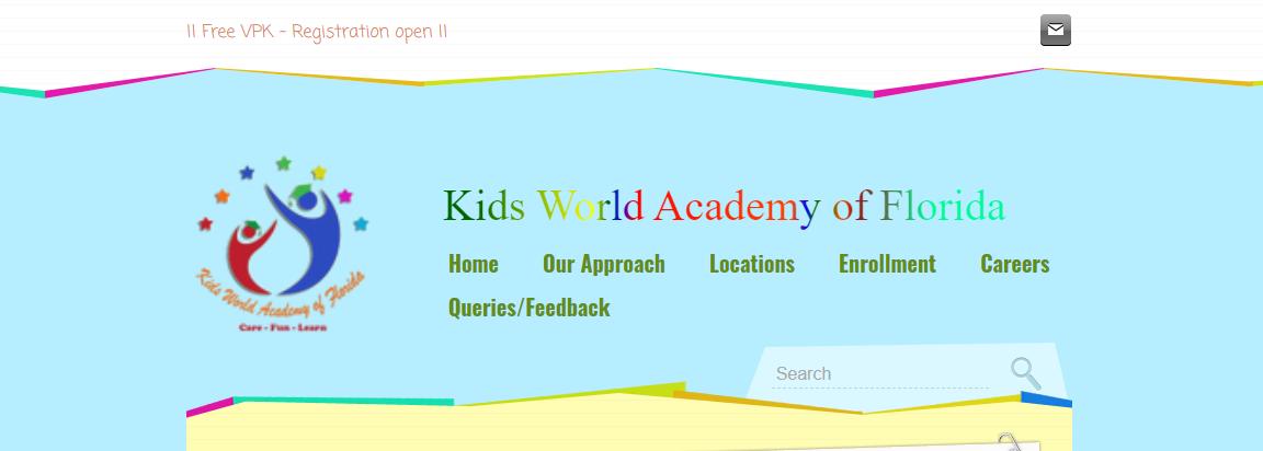 Kids World Academy