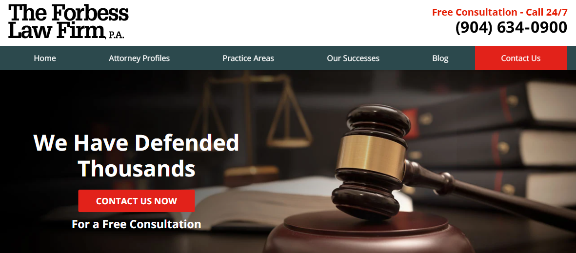 The Forbess Law Firm, P.A.