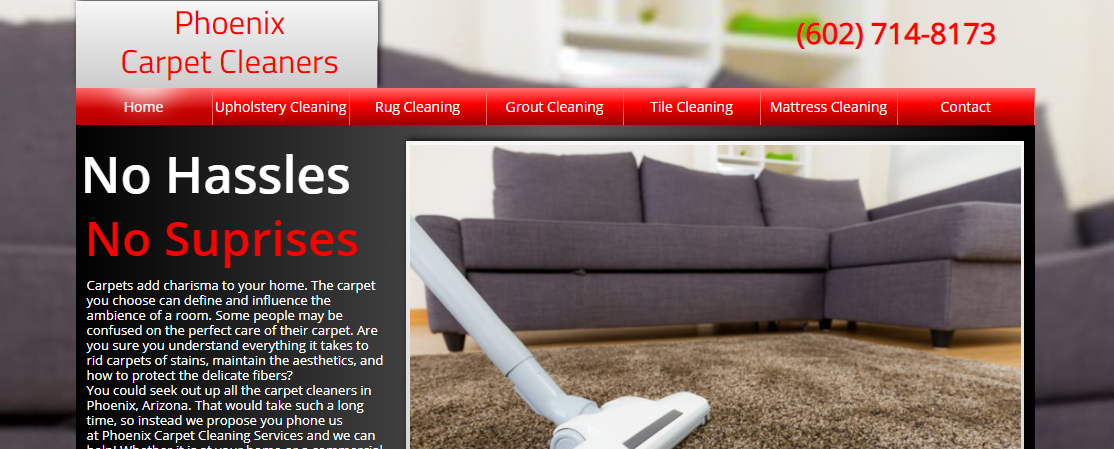 5 Best Carpet Cleaning Services in Phoenix 4