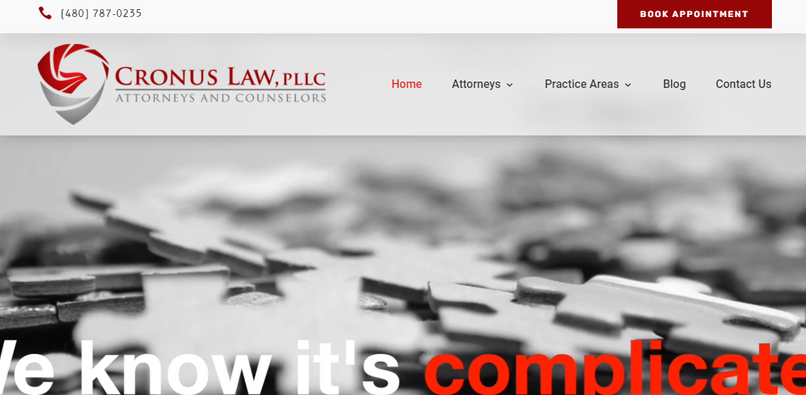 Cronus Law