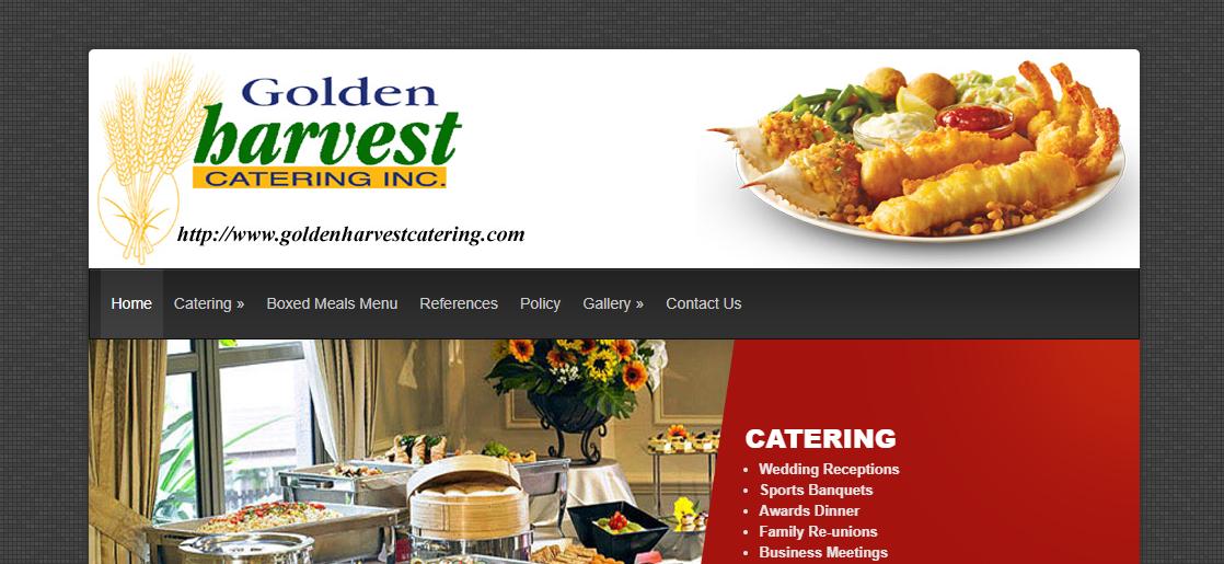 Golden Harvest Catering