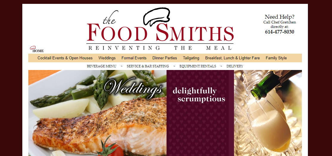 The Foodsmiths Catering