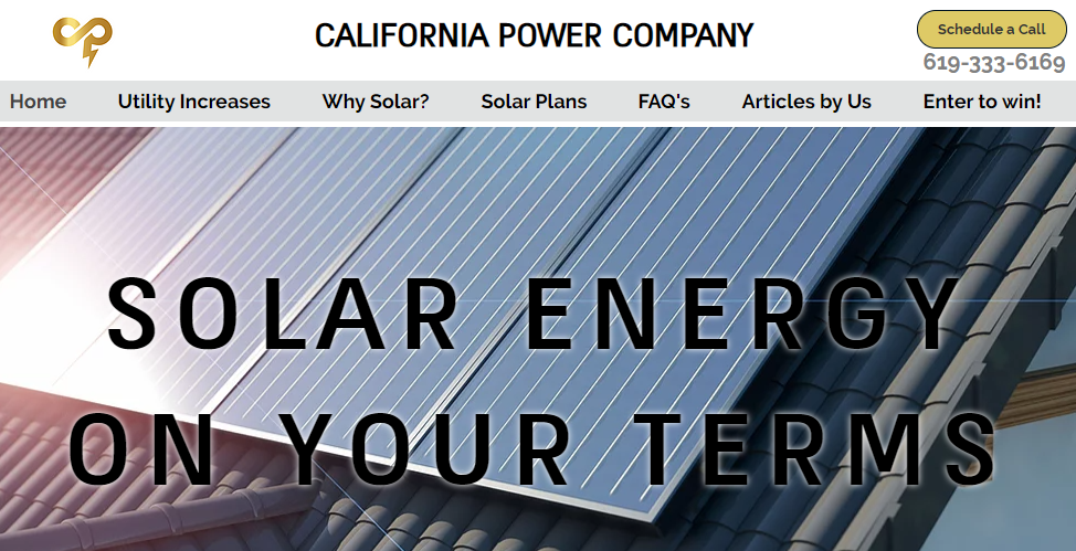 Electricity Provider in San Diego