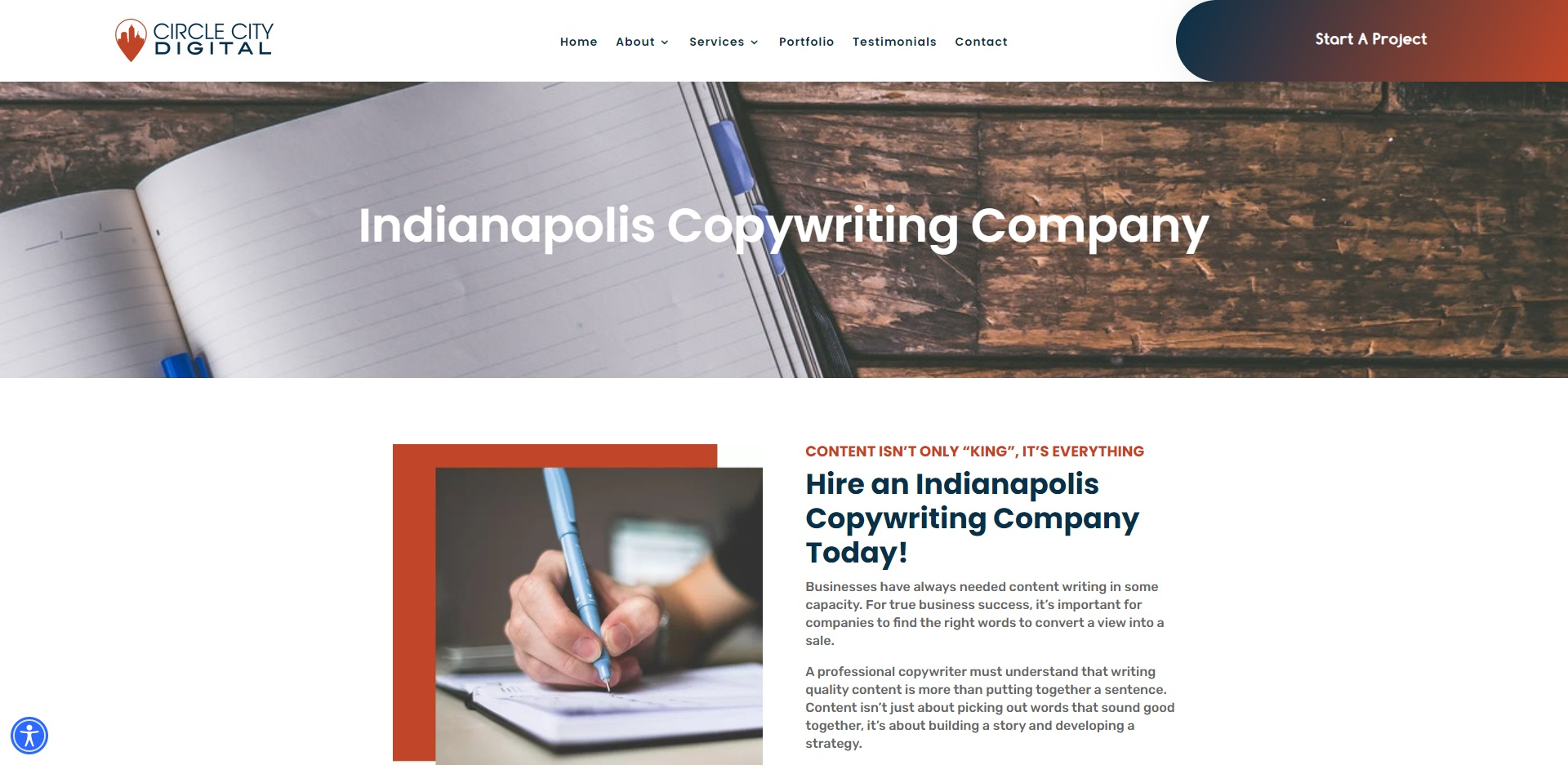 5 Best Copywriters in Indianapolis