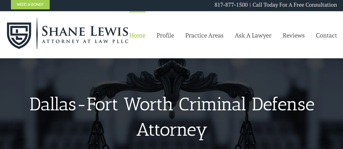 Law Office of Shane Lewis