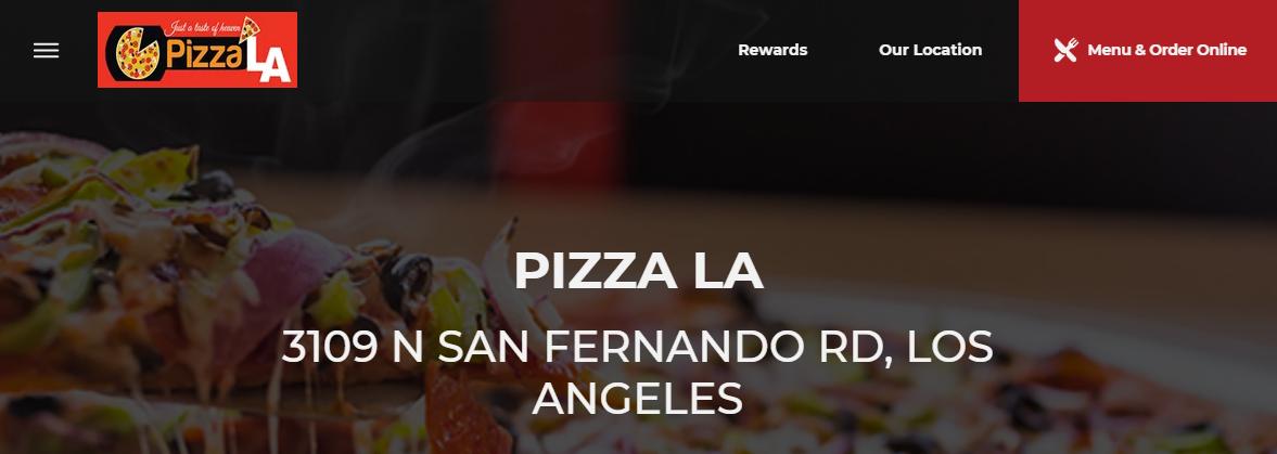 Pizza LA