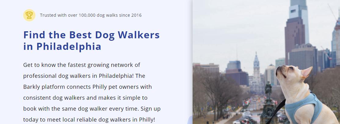 5 Best Dog Walkers in Philadelphia 4