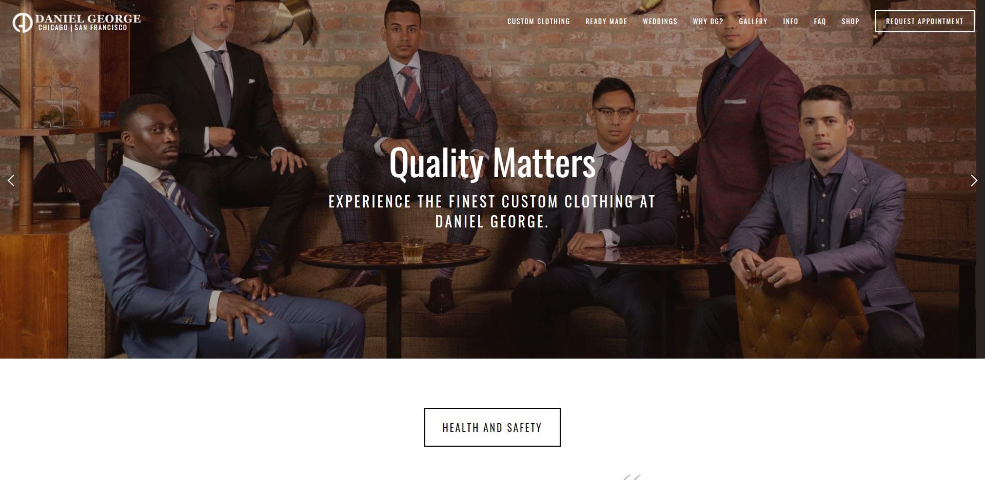Best Suit Shops in Chicago