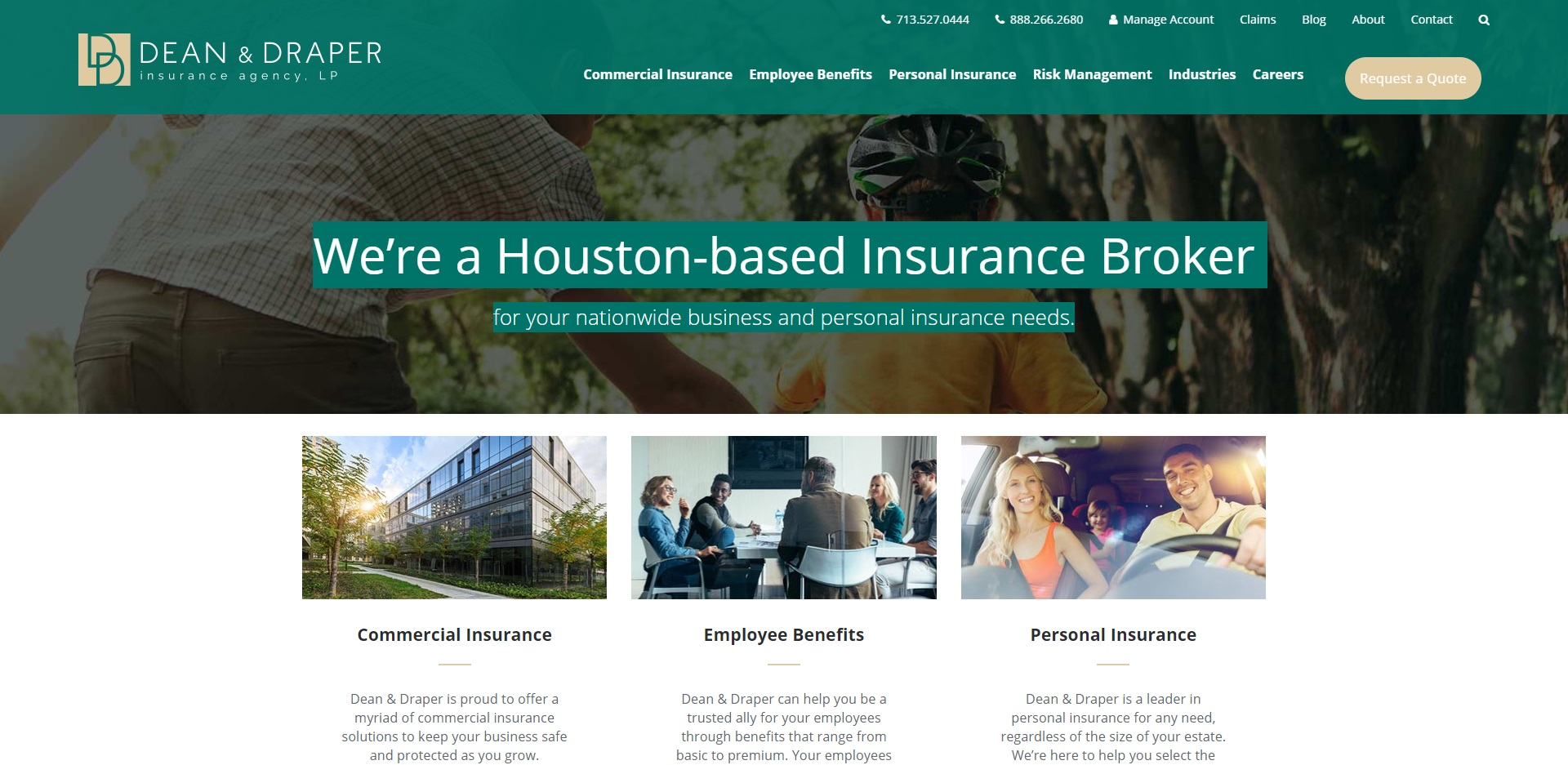 5 Best Insurance Brokers in Houston