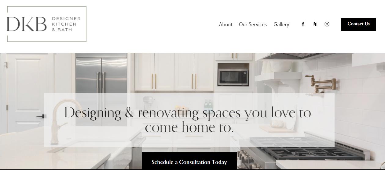 Designer Kitchens in Houston