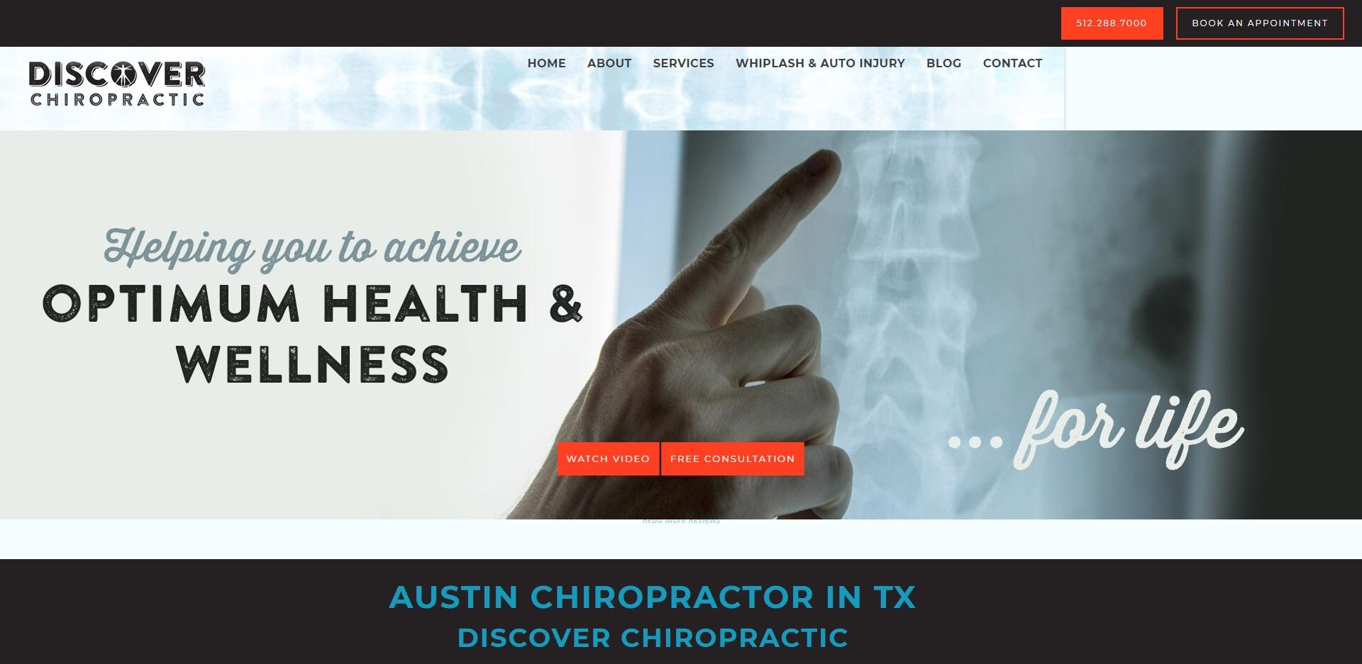 Austin Best Chiropractors