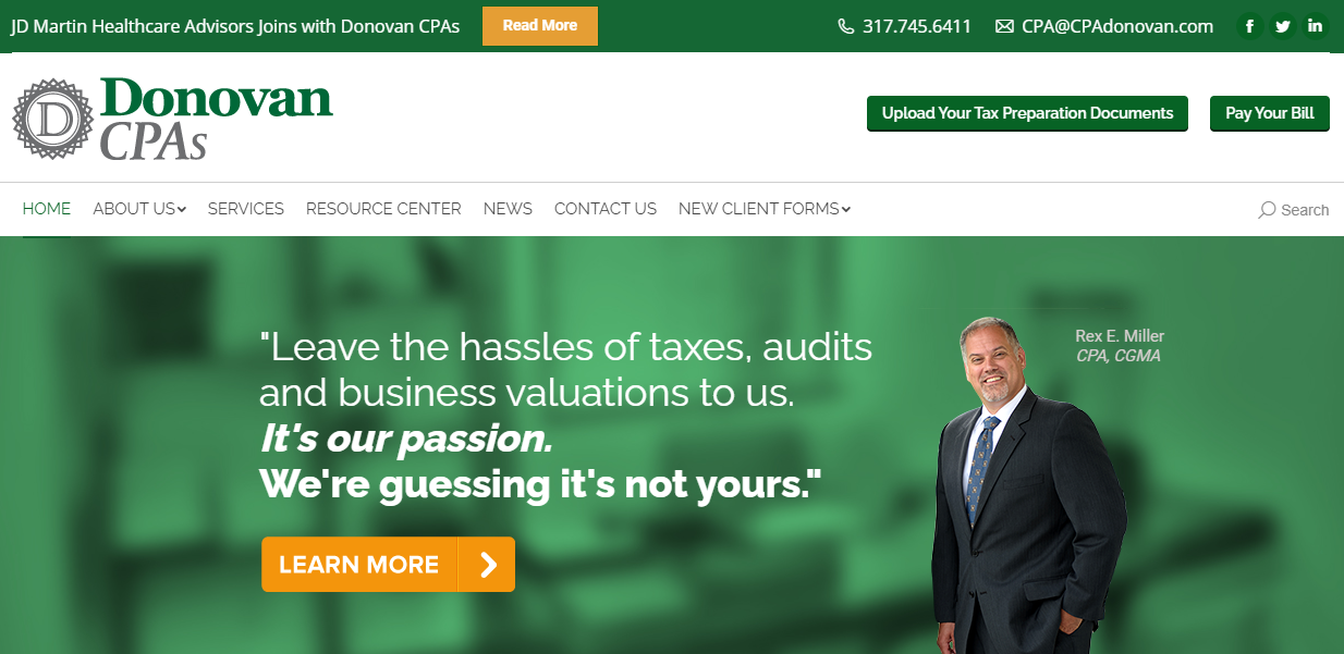 CPAs and Auditors in Indianapolis