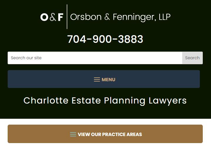 Orsbon and Fenninger, LLP