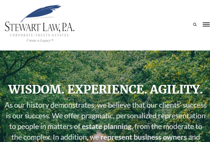 Stewart Law, PA