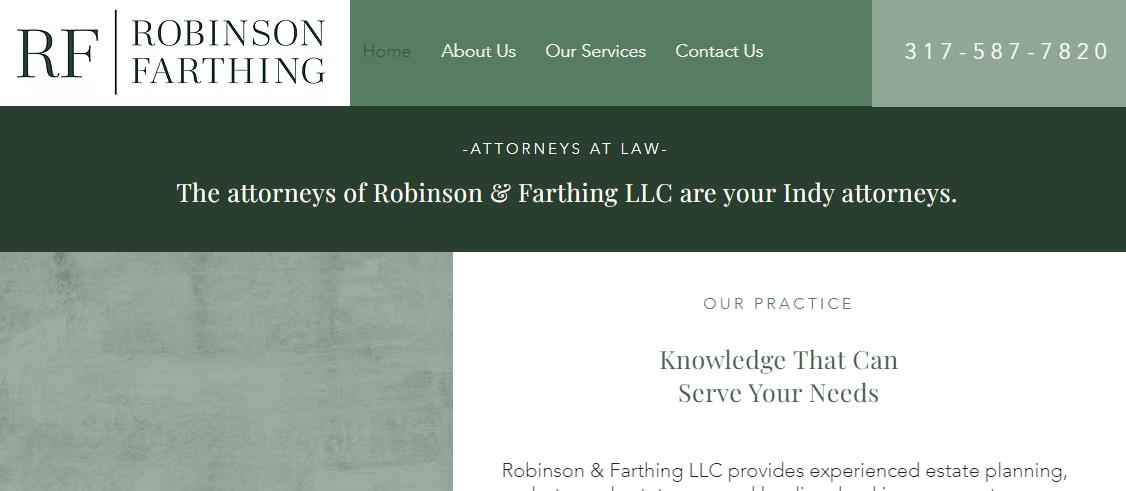 Robertson & Farthing LLC