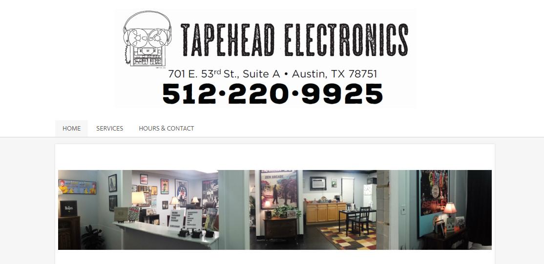 Tapehead Electronics