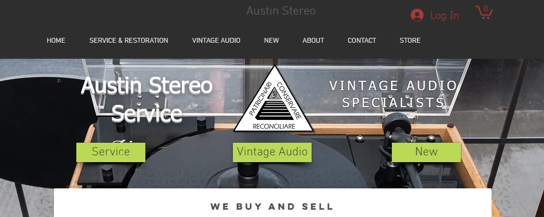 Austin Stereo Service