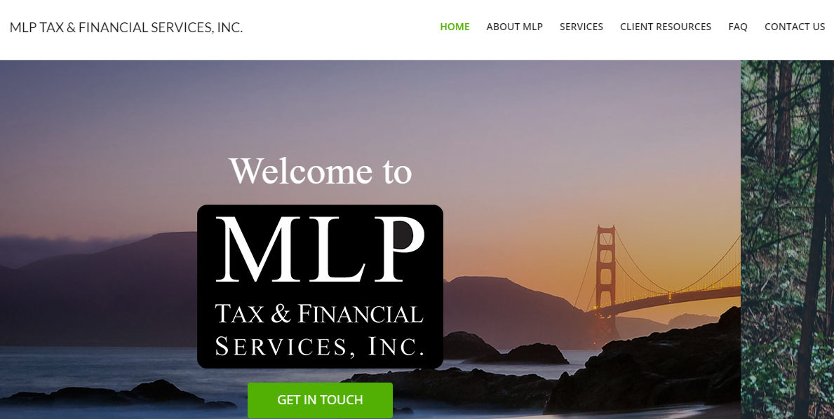 MLP Tax and Financial Sevrices, Inc.