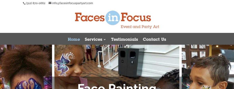 Faces in Focus