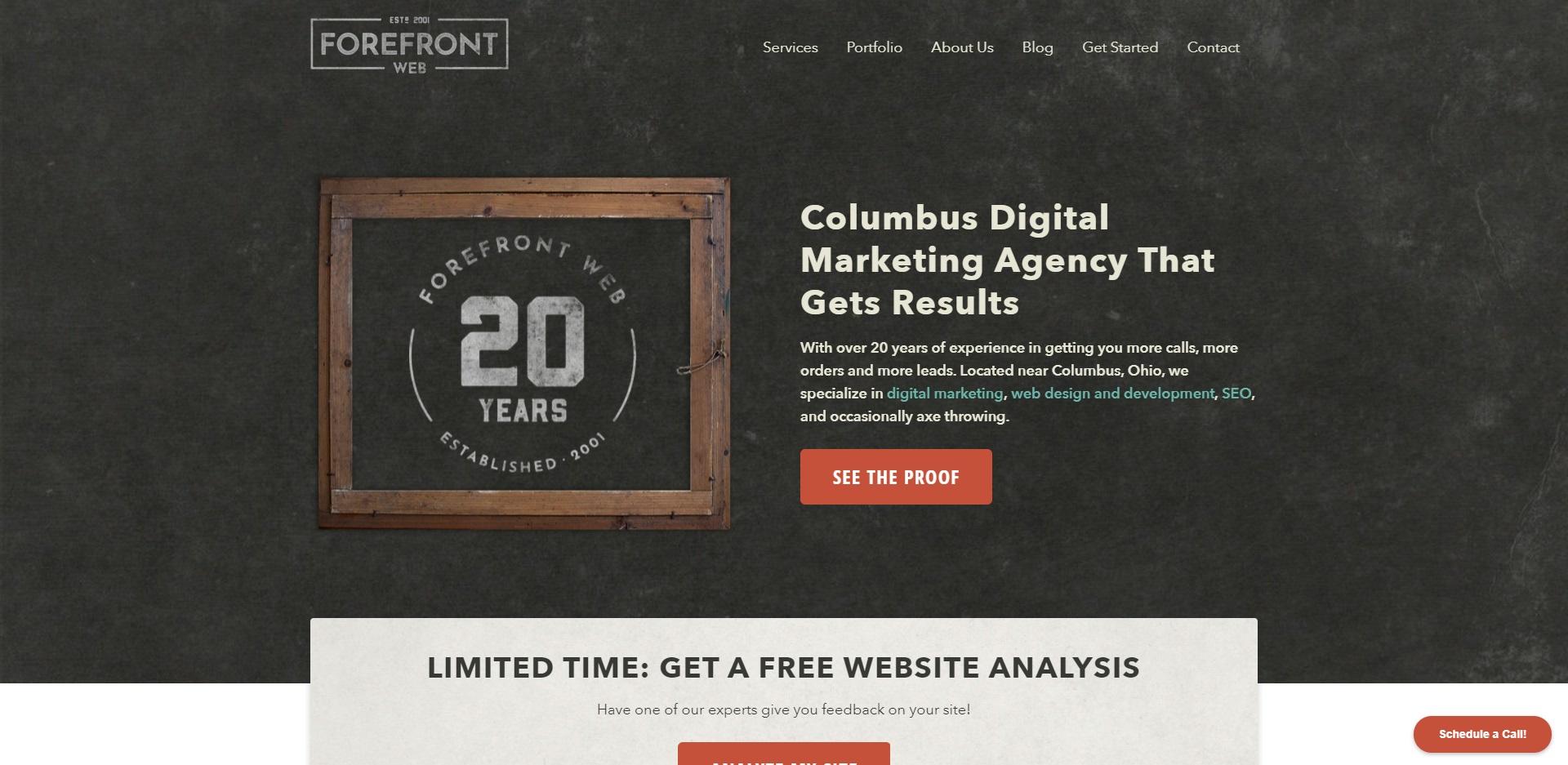 Columbus Best Web Designers
