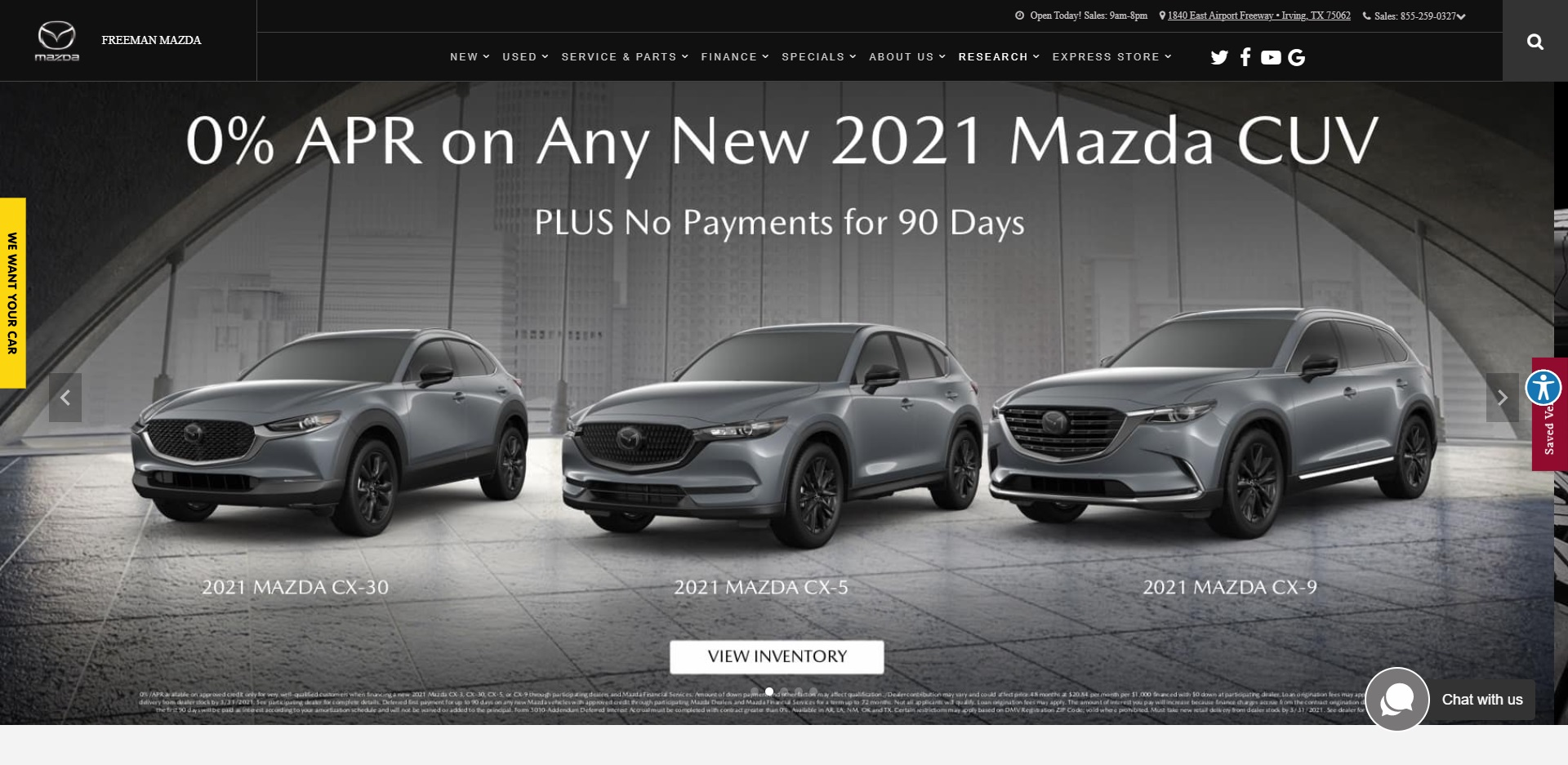 The Best Mazda Dealers in Fort Worth