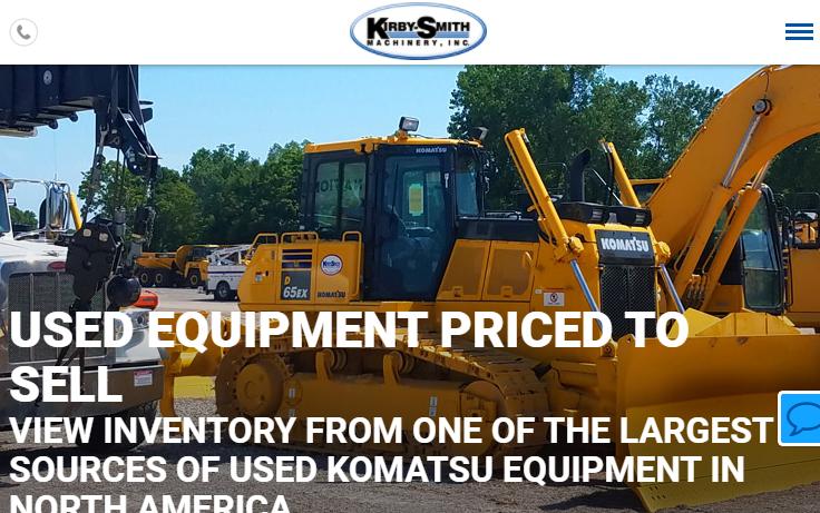 Kirby- Smith Machinery, Inc.