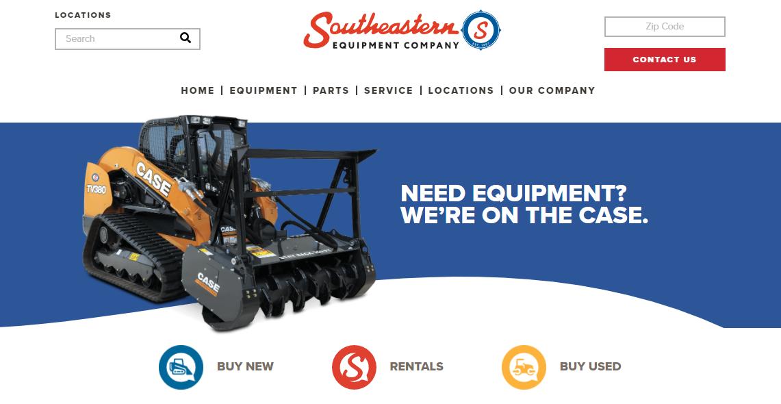 Southeastern Equipment Company